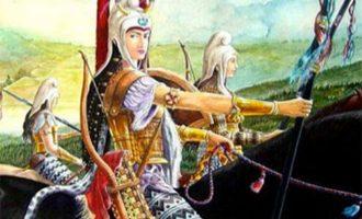 گردیه  خواهر بهرام چوبینه، همسر خسرو پرویز ساسانی