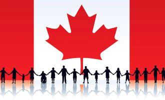 جمعیت کانادا از بیش از 200 قومیت گوناگون تشکیل می شود