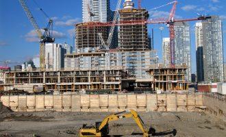 تعداد واحدهایی که کار ساخت آنها شروع شده در استانهای کبک، بریتیش کلمبیا، استانهای فلات کانادا Prairiel و استانهای آتلانتیک همه در ماه سپتامبر افزایش یافته.