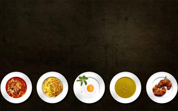 از قبل برای وعده غذایی خود برنامه ریزی کنید.