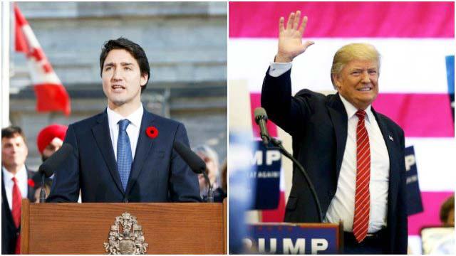 عظیم ترین تبادلات تجاری بین دو کشور در جهان میان کانادا و آمریکا انجام می شود.