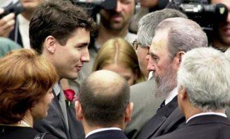 سال 2000 ، بدنبال درگذشت پییر الیوت ترودو، فیدل کاسترو رهبر وقت کوبا در مراسم تشییع در اتاوا حضور یافت