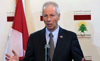 استفن دیان وزیر خارجه کانادا