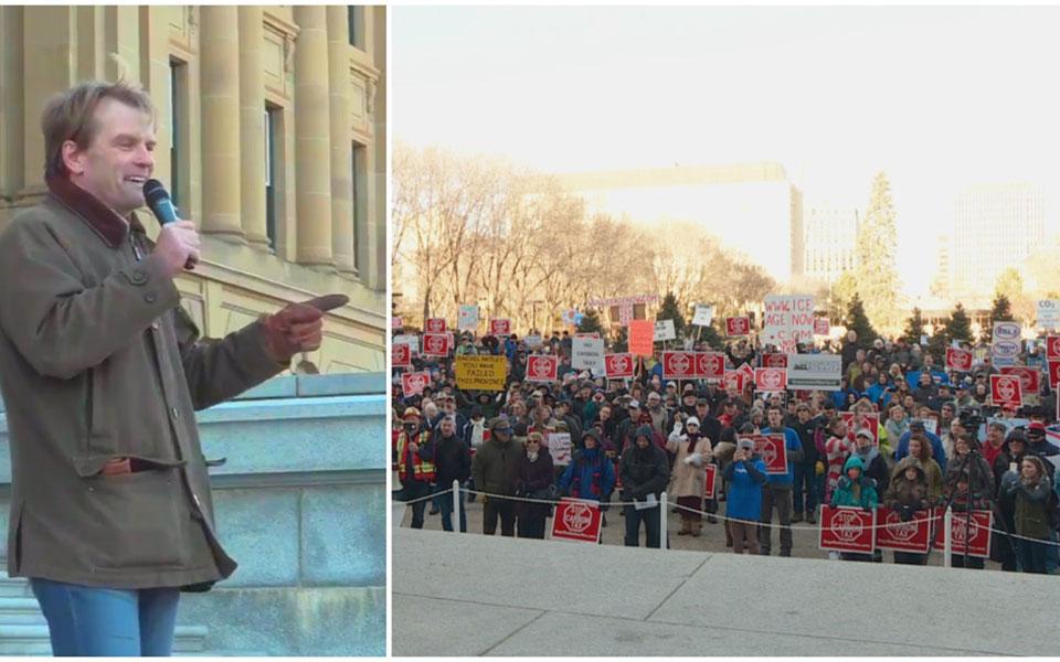 کریس الکساندر کاندیدای رهبری حزب محافظه کار کانادا