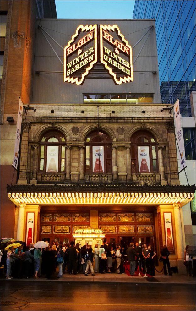 Elgin & Winter Garden Theatre Centre