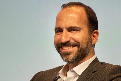 دارا خسروشاهی مدیرعامل ایرانی تبار