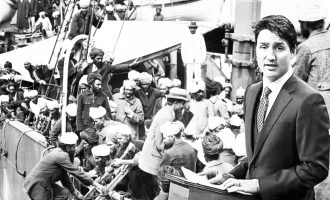 جاستین ترودو یاد قربانیان کشتی بخار «کوماگاتا مارو» را گرامی  داشت و می گوید: «گانادایی ها افتخار می کنند که جزیی از کشوری هستند که به مالتی کالچرالیزم  به عنوان ارزش زیربنایی خود احترام می گذارد و از آن حراست می کند.