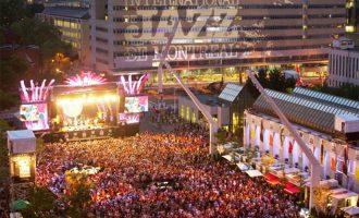 هر سال بالغ بر سه میلیون نفر از فستیوال جاز مونتریال دیدن می کنند.