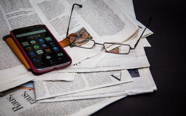خوانندگان اعتماد بیشتری به آگهی های چاپ شده در نشریات دارند تا به آگهی های دیجیتال.