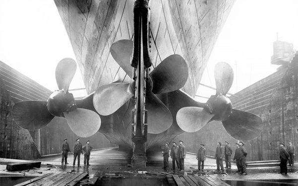 پروانه محرک کشتی