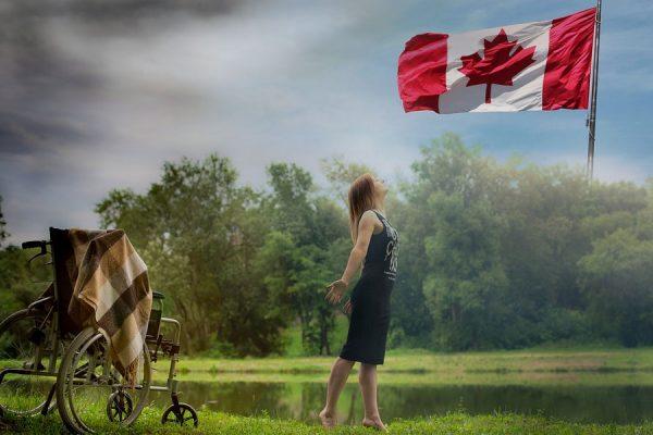 کانادا از ابتدا از حامیان جدی مبارزه علیه فلج بوده