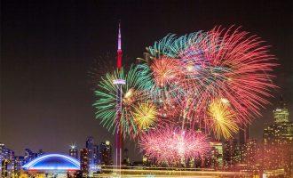 امسال این جشن به مناسبت یکصد و پنجاهمین سال تولد کانادا با شکوه و عظمت بیشتری برگزار می شود.