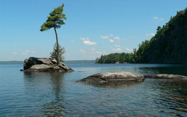 * یکی از بزرگترین مناطق جنگلی انتاریو با بیش از 1600 دریاچه که هر سال هزاران  توریست  را از سراسر آمریکای شمالی به خود جذب می کند.  * مسکوکا 50 هزار نفر ساکنین دائمی دارد اما دو برابر این تعداد هم ساکنین فصلی هستند