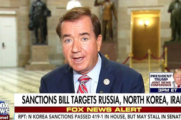 طرح تحریم های جدید علیه سه کشور ایران، روسیه و کره شمالی