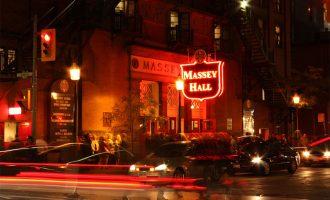 تالار «مسی هال» از مشهورترین تالارهای تورنتو است