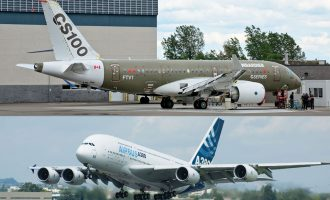 شراکت ایرباس و بمباردیه انرژی تازه ای به صنعت هواپیماسازی کانادا بخشیده است.