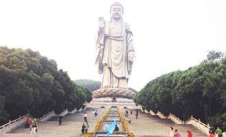 بازدید از مجسمه بزرگ بودا
