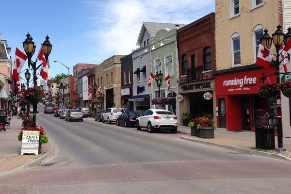Historic Main Street Newmarket