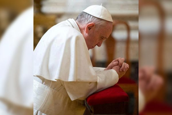 پاپ فرانسیس، رهبر مسیحیان کاتولیک جهان