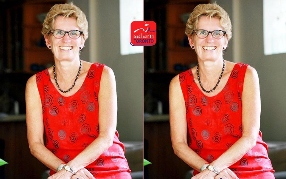 نخست وزیری استان انتاریو را از سال 2013 تاکنون خانم کاتلین وین  از حزب لیبرال انتاریو به عهده داشته است.  در طول 20 سال گذشته، هیچ نخست وزیری به اندازه خانم کاتلین وین، برای ساکنان انتاریو بخصوص طبقات متوسط و کم درآمد قدم های بلند برنداشته.  در همین سال 2017، خانم وین: شهریه دانشگاهها را برای دانشجویانی که درآمد خانواده شان زیر 50 هزار دلار در سال  است، مجانی کرد،  در همین ماه گذشته یک نهاد جدید برای مبارزه با تبعیض و نژادپرستی  با مسئولیت مایکل کوتو وزیر خدمات کودکان و نوجوانان انتاریو  شروع به کار کرد،  از همین اول ژانویه 2018 حداقل دستمزدها در انتاریو از ساعتی 11.60 دلار به 14 دلار ـ و سپس از سال 2019 به ساعتی 15 دلار ـ افزایش می یابد،  از اول ژانویه 2018، کلیه کودکان، نوجوانان و جوانان 24 ساله و پایین تر انتاریو تحت پوشش رایگان دارو قرار می گیرند و خانواده ها هیچ هزینه ای بابت داروی فرزندان زیر 24 سالشان نخواهند پرداخت.