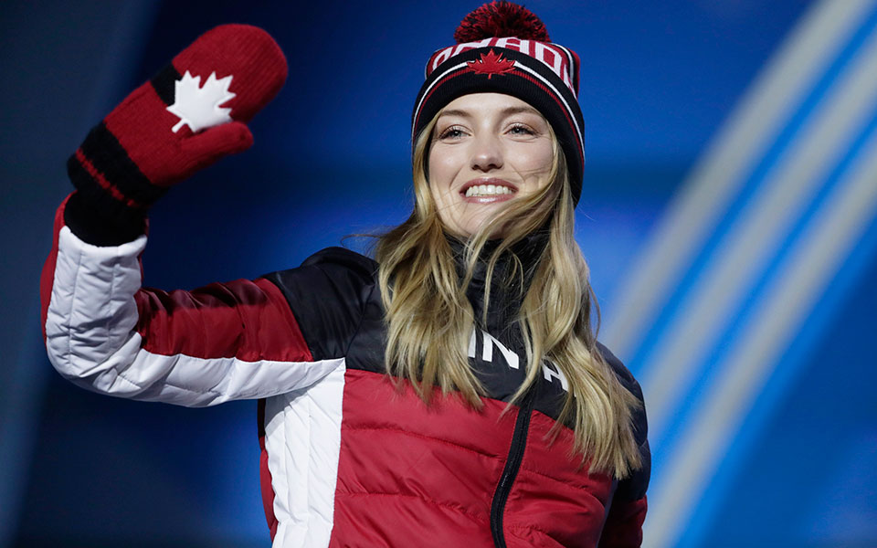 Justine Dufour-Lapointe was anything but disappointed after losing her Olympic moguls title Sunday as she believes her silver medal is worth more than the gold she won at the '14 Sochi Games
