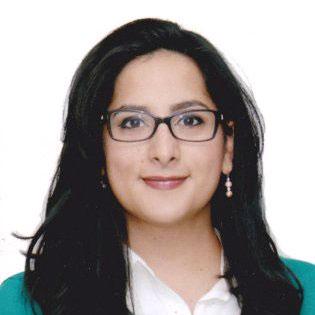 Rising Star (young leadership award under 35): Tina Hessami دریافت کننده جایزه سیمرغ: تینا حسامی