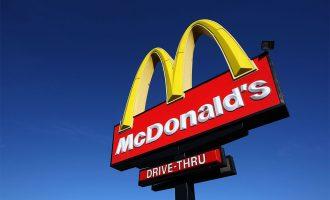 رقیب اصلی مک دانلد یعنی «ویندیز» همیشه از گوشت تازه استفاده کرده است.