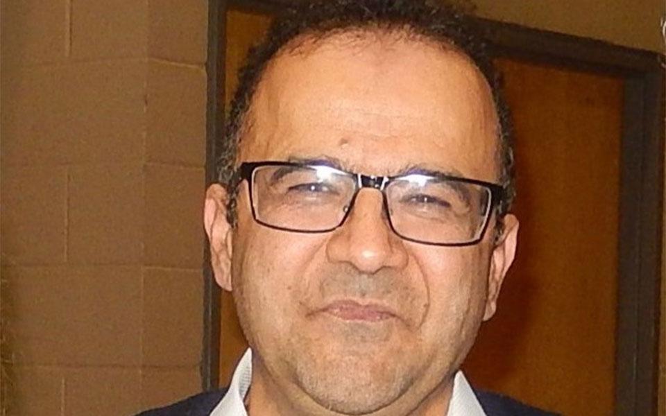 امیر کیومرثی استاد شیمی دانشگاه رایرسون