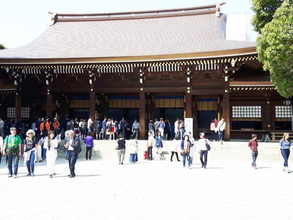معبد بودایی Senso-Ji در توکیو