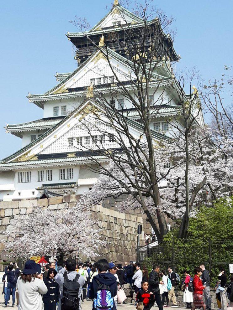 قصر گل در اوزاکا