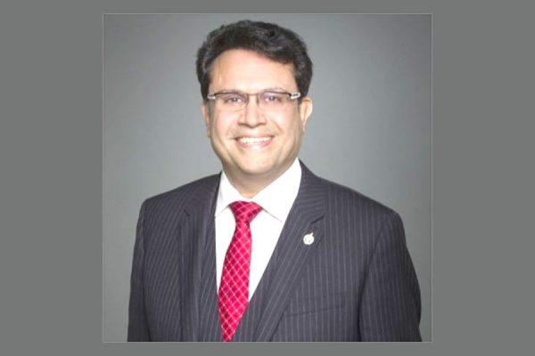 مجید جوهری نماینده ریچموندهیل در پارلمان کانادا