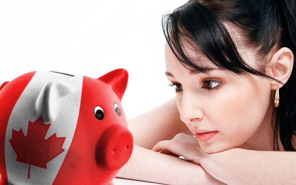تقریبا یکی از هر سه کانادایی (31 درصد) به طور دائم در مورد وضعیت مالی شان استرس شدید دارند.