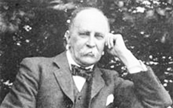 پزشک سرشناس کانادایی سر ویلیام اوسلرـ عکس از ویکیپدیا