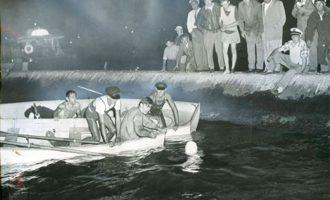 مریلین بل جوانترین شخصی بود که کانال انگلیس را با شنا طی کرد.