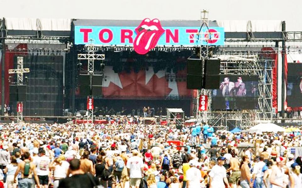 کنسرت 30 جولای برای کمک به اقتصاد سارز زده تورنتو