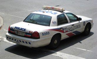 این حادثه در شرق تورنتو اتفاق افتاد.