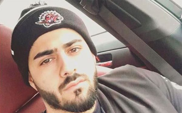 Sepehr Yeganehfathollah, 25, is wanted for First Degree Murder in Homicide #78/2018.