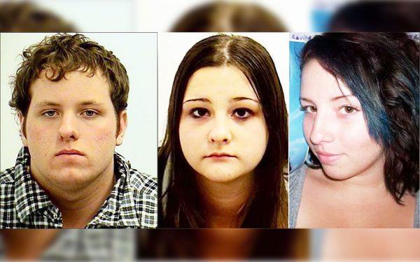 راست: استفانی مقتول، چپ: ملیسیا کسی که دستور قتل را داده بود. (عکس از فیس بوک) دیوید باگشا قاتل