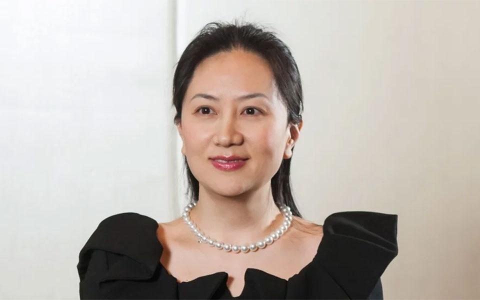 Meng Wanzhou قائم مقام کمپانی معروف چینی