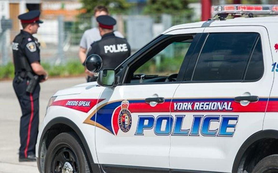 - File photo courtesy of York Regional Police