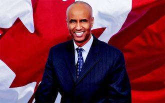 احمد حسین وزیر مهاجرت، پناهندگی و شهروندی کانادا