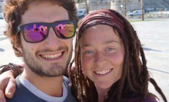 Edith Blais & Luca Tacchetto -Edith Blais/Facebook