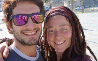 Edith Blais and Luca Tacchetto   (Edith Blais/Facebook)