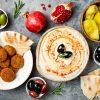 غذاهای خاور میانه و مدیترانه در تورنتو