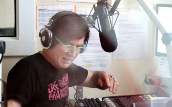 او مجری یک برنامه رادیویی به نام   The Sunday Glide  بود