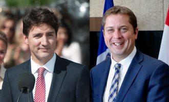شی یر روز دوشنبه با فراخوان کنفرانس خبری با اعلام چند درخواست تلاش کرد ترودو را در فشار بگذارد تا به قطع واردات کانولا از کانادا از سوی چین پاسخ دهد.