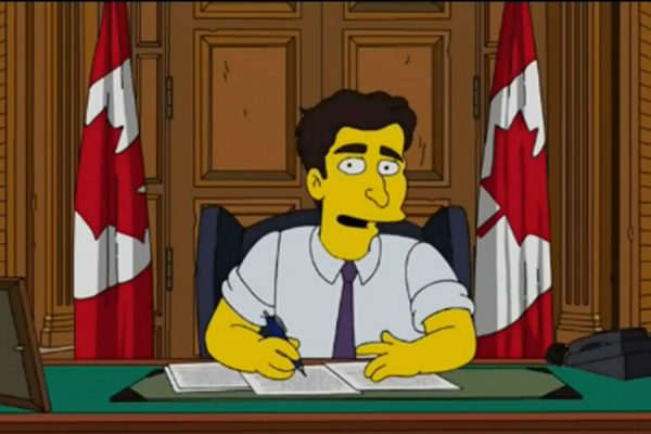 'The Simpsons' Canada episode irks viewers with 'stupid Newfies' joke