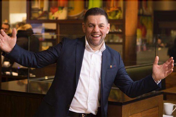 محمد فکیه  Mohamad Fakin مالک و موسس کمپانی Paramount Fine Foods