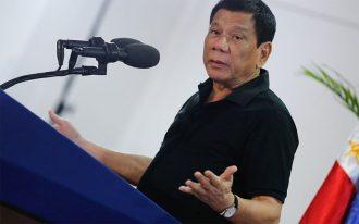 رودریگو دوترت رئیس جمهور فیلیپین