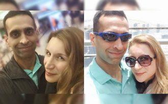 محمد شمجی ۴۳ ساله ماه گذشته به قتل اعتراف کرده بود. همسر او الانا یک دکتر خانواده بود.